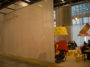 Dragon Bar at Stockholm Furniture Fair & Northern Light Fair 2011