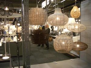 鳥の巣ランプ