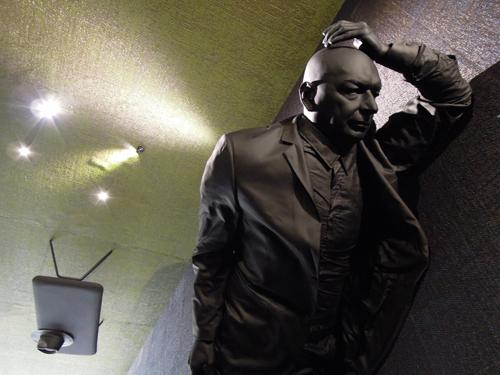 Jean Nouvel chez BOLON | Stockholm furniture & Light Fair 2012