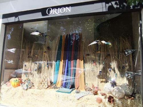 Orion Tekstil in Istanbul
