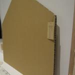 cardboard furniture @ Triennale