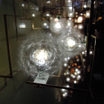 Fragile Future by Studio DRIFT @ Luminale 2012, Frankfurt