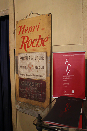 Maison du Pastel Henri Roché