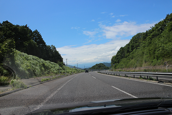 from Koriyama to Aizu