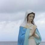 Santa Maria by sea in Fukue Island