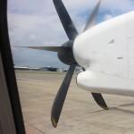 flight to Fukue Island