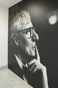 "exhibition Louis Kahn ""The Power of Architecture"""